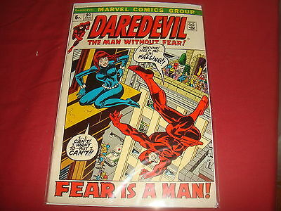 DAREDEVIL #90  Black Widow Bronze Age Marvel Comics 1972 FN/VF