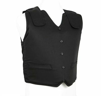 VIP Bulletproof Waistcoat Body Armour Covert Vest Carriers Covers