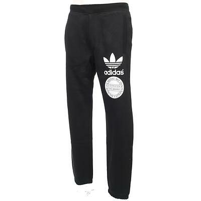 Pantalon de survêtement Adidas originals Str graph sw pant noir Noir 64013 - Neu