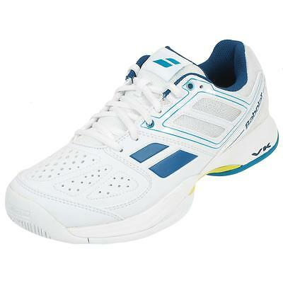 Chaussures tennis Babolat Pulsion all court white Blanc 80082 - Neuf