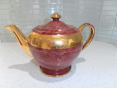 Vintage Sadler tea pot