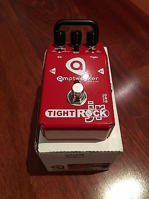 Amptweaker Tight Rock Jr Overdrive Distortion - Hand Made In USA - Brand New!