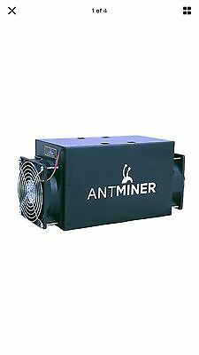 Bitmain Antminer S3 Bitcoin miner - ASIC - in hand - Ships from FL