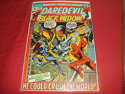 DAREDEVIL AND THE BLACK WIDOW #94   Bronze Age Marvel Comics 1972 VG-