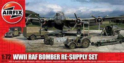 Airfix Plastic Model Kit - WWII RAF Bomber Re-Supply Set - 1:72 Scale - A05330