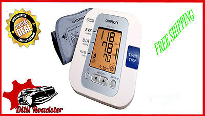 Brand New Omron HEM 7201 Upper Arm Bp Monitor