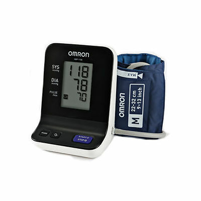 Brand New Omron HBP 1100 Upper Arm Blood Pressure Monitor