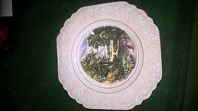 geniune lord nelson ware plate (constable ,the corn field ')