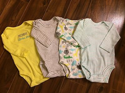 Lot Of Gender Neutral Onesies 3 Month Carters