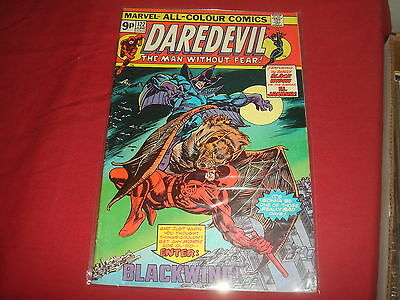 DAREDEVIL #122  Marvel Comics 1975   FN/VF