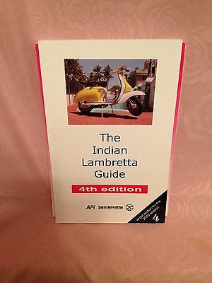 Lambretta Scooter Books - The Indian Lambretta Guide