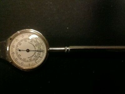 nickle plated french map measurer