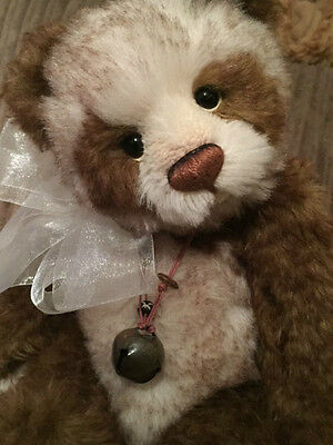 Charlie Bears Twizzle Limited Edition Of 250 Rare 2009 Bear