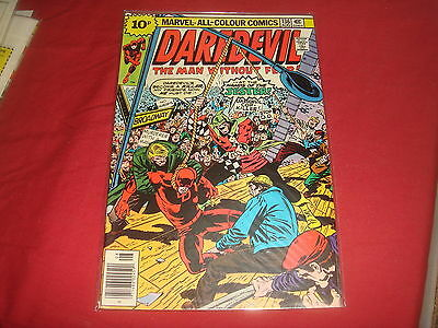 DAREDEVIL #136 1st Jester     Marvel Comics 1976   VF