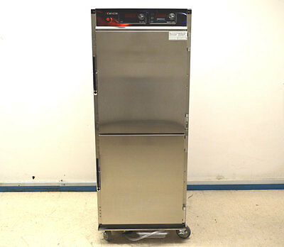 NEW CresCor H137WSUA12D Insulated AquaTemp Food Holding Cabinet Stainless Heated