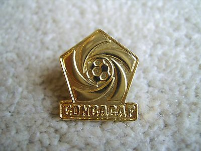 CONCACAF Gold coloured metal badge / pin, US etc Soccer / Football
