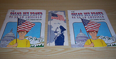2 Greyhound Bus line - The Color Me Proud To Be An American Coloring Books