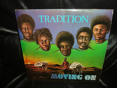 Tradition - Moving On - Rca Lp Cat Pl 25156 Rare Lp