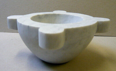 ITALIAN MARBLE  MORTAR  by  DIVERTIMENTI