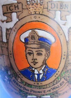 Doulton Lambeth King Edward VIII Stoneware Investiture Loving Cup