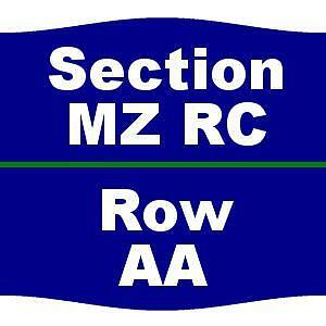 2 Tickets The Classic West - Sunday (Fleetwood Mac, Journey, Earth Wind & Fire)