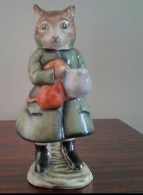 Beswick Beatrix Potter - Simpkin. Bp3B - Superb Condition. Quite Rare