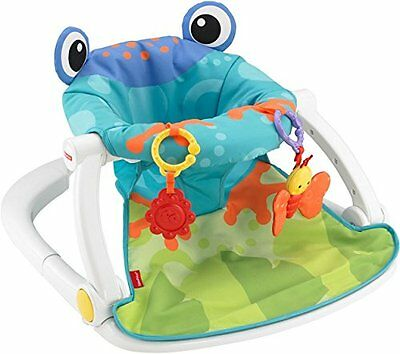 Fisher-Price Mon Siège à Jouer Grenouille NEW