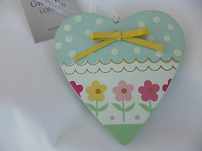 Gisela Graham Easter Heart decoration