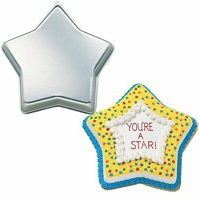 Wilton Wilton Star Pan Novelty Cake Pan, New
