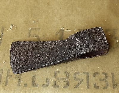 German Army WWI Battl. Relic Pioneer Engineer Trench Axe