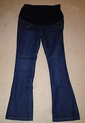 Dorothy Perkins Maternity Over The Bump Jeans UK Size 8