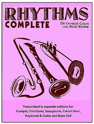 Rhythms Complete by Bugs Bower - Charles Colin Publications