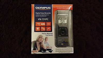 Olympus VN731PC Digital 2GB USB Voice Recorder Dictaphone with PC Connection