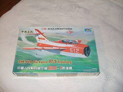 1/32 Trumpeter Mig 15 Ft5 China  Pla