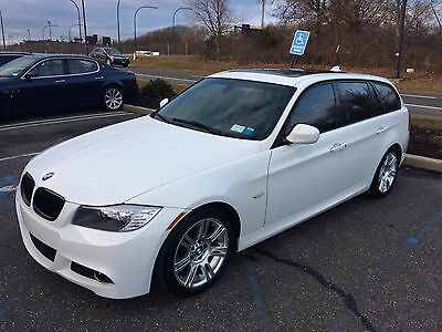 2012 BMW 3-Series MSport 2012 BMW 328i MSport 6 Speed E91 Touring