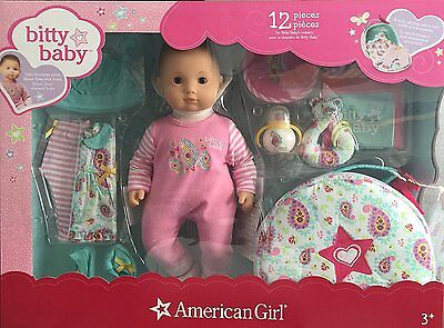 American Girl Bitty Baby 12-piece Set