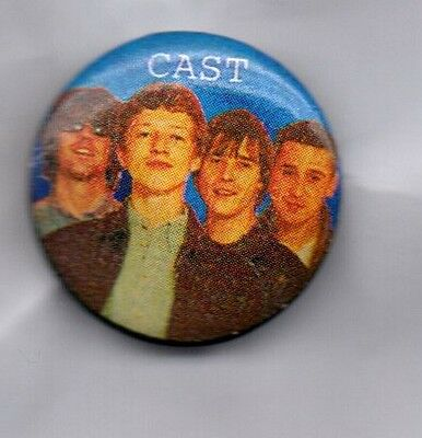 CAST BUTTON BADGE English Indie Rock Band - ALL CHANGE - WALK AWAY 25mm PIN 90s