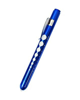 For Doctor Nurse Emergency Medical First Aid Penlight Cobalt Blue