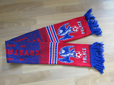 CRYSTAL Palace the Pride of London FOOTBALL Scarf