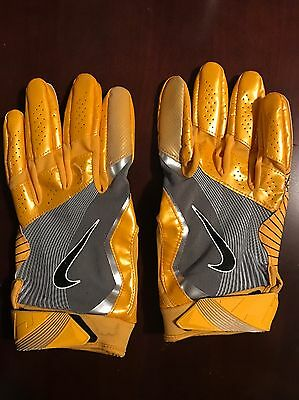 Maurice Harris Washington Redskins Game Used Gloves NFL Game Worn