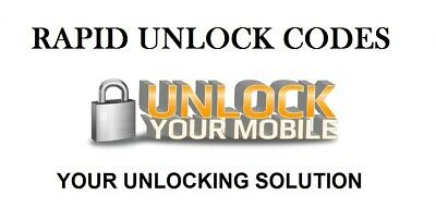 Unlock Code Samsung Galaxy Note 5 4 3 S6 S5 S4 S3 S2 Core Mini Alpha Bell Virgin