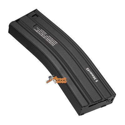 M Series Metal 450rds Magazine for Airsoft Marui G&P Standard AEG
