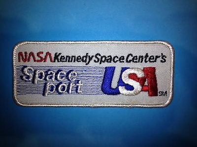 RARE NASA Collectable Kennedy Space Center Jacket Hat Hoodie Backpack Patch B
