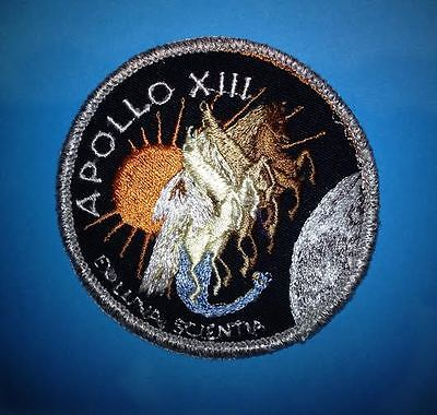RARE NASA Collectable Apollo XIII13 Jacket Hat Hoodie Backpack Space Patch Crest