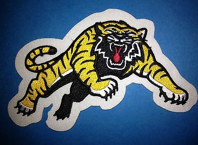 Hamilton Tiger Cats CFL Football Iron On Hat Jacket Hoodie Back Patch Crest