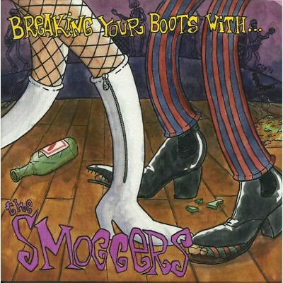 """45, 7"""" - The Smoggers - Breaking Your Boots With.. - Garage Revival, Spain, Hear"""