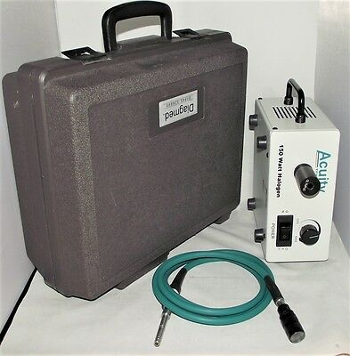 Acuity Tfx 150 Olympus Endoscopy Camera Light Source With Fibre Optic Cable