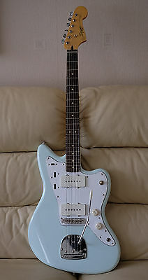 Fender Squire Vintage modified Jazzmaster in Sonic Blue