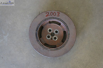 Crank Dampener Pulley 2003 Common Rail Dodge Ram Cummins Diesel 24 Valve 5.9L