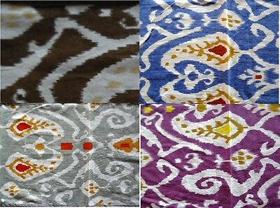 """""""SALE""""4 X100% Quality Backed Cotton Table Runners Indian Batik Print-100 x 30 cm"""